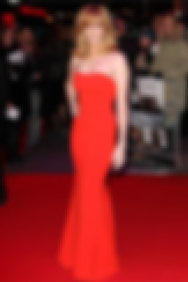 Kelly Reilly in Red Gown is listed (or ranked) 3 on the list Hottest Kelly Reilly Photos