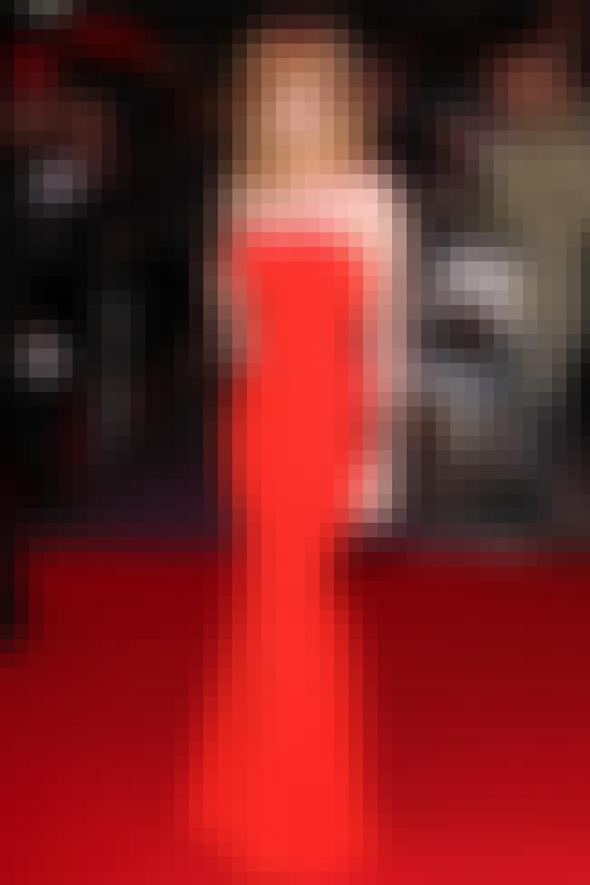 Kelly Reilly in Red Gown is listed (or ranked) 1 on the list The Most Stunning Kelly Reilly Photos