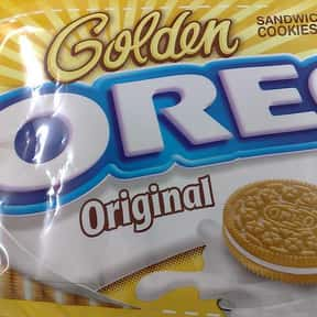 Golden Oreo is listed (or ranked) 17 on the list The Best Store-Bought Cookies