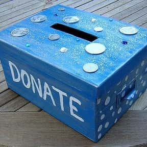 Donation to Charity is listed (or ranked) 13 on the list What Is the Best Way to Spend $100?