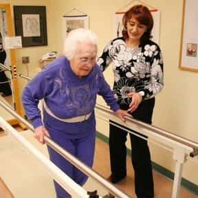 Occupational Therapist is listed (or ranked) 12 on the list The Top Careers for the Future