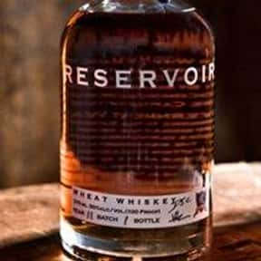 Reservoir Straight Rye Whiskey is listed (or ranked) 19 on the list The Best Rye Whiskey