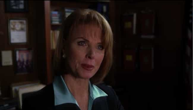 Lorna Scarry (Mariette Hartley... is listed (or ranked) 8 on the list The Most Despicable Defense Attorneys on 'L&O: SVU'