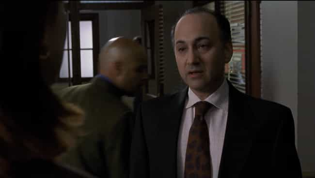 Roger Kressler (Ned Eisenberg) is listed (or ranked) 1 on the list The Most Despicable Defense Attorneys on 'L&O: SVU'