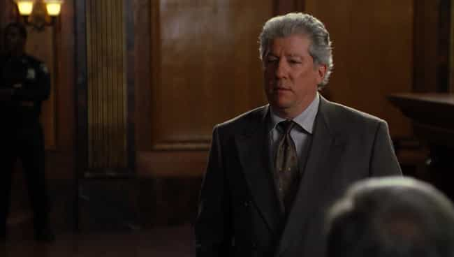 Chauncey Zierko (Peter Riegert... is listed (or ranked) 4 on the list The Most Despicable Defense Attorneys on 'L&O: SVU'