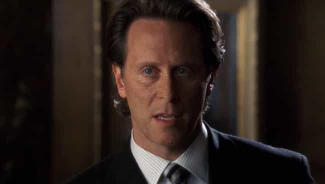 Matthew Braden (Steven Weber) is listed (or ranked) 4 on the list The Most Despicable Defense Attorneys on 'L&O: SVU'