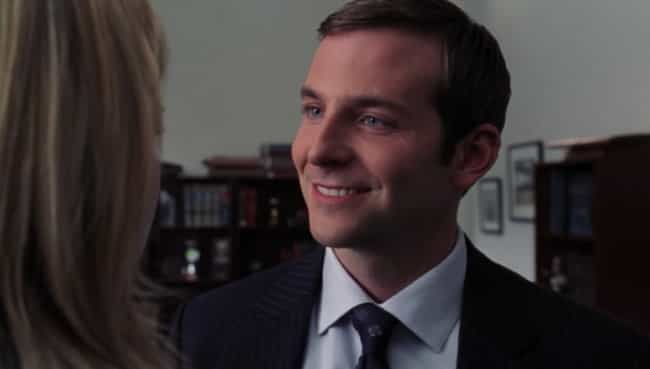 Jason Whitaker (Bradley Cooper... is listed (or ranked) 6 on the list The Most Despicable Defense Attorneys on 'L&O: SVU'