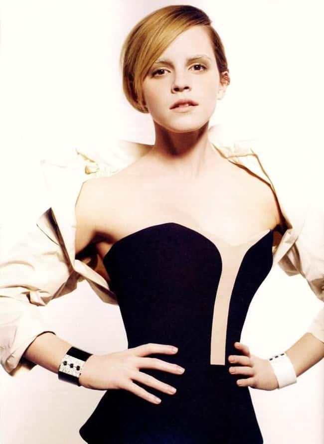 Emma Watson Ain't NEED No Huma is listed (or ranked) 25 on the list The 27 Sexiest Emma Watson Pictures Ever Taken
