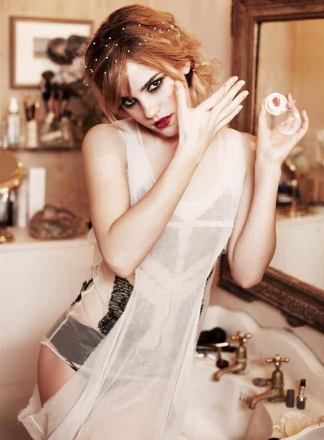 If You Were a Bad Guy from TAK is listed (or ranked) 19 on the list The 27 Sexiest Emma Watson Pictures Ever Taken
