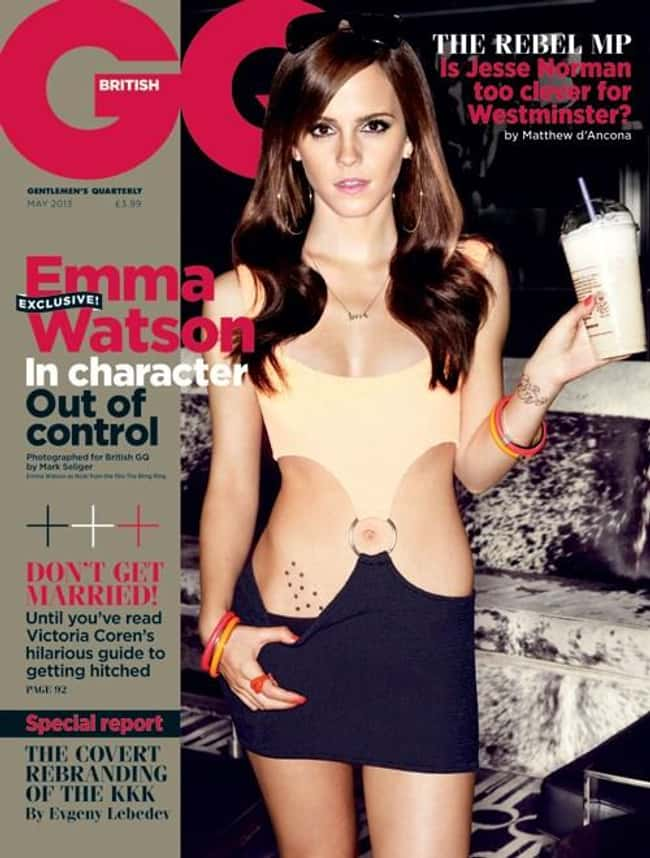 The Best Picture of Emma Watso is listed (or ranked) 5 on the list The 27 Sexiest Emma Watson Pictures Ever Taken