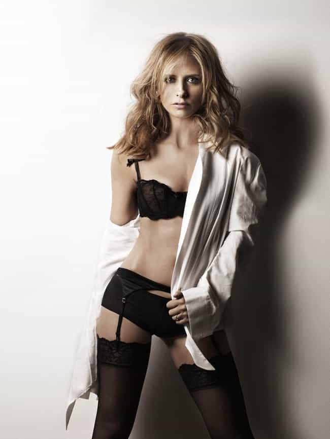 The Hottest Sarah Michelle Gellar Pictures