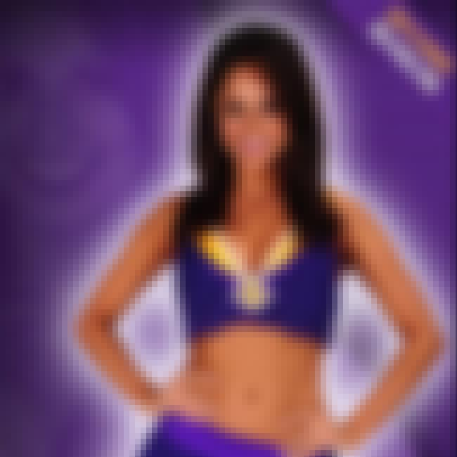 Teresa is listed (or ranked) 1 on the list The Laker Girls