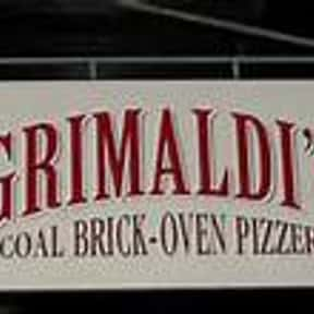 Grimaldi's Pizzeria is listed (or ranked) 19 on the list The Best Pizza Places