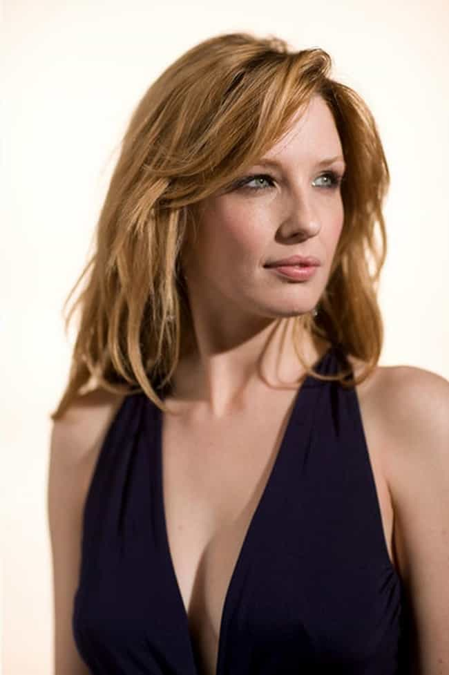 Kelly Reilly in a Black Halter... is listed (or ranked) 1 on the list The Most Stunning Kelly Reilly Photos