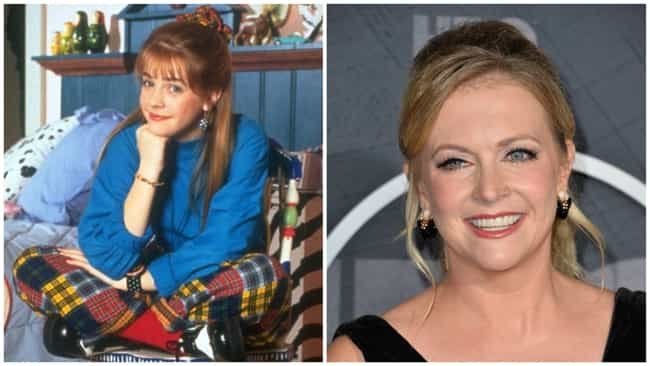 Melissa Joan Hart is listed (or ranked) 1 on the list Your Childhood Crushes (Then And Now)
