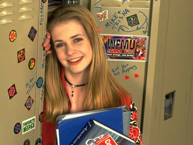 90s Melissa Joan Hart is listed (or ranked) 1 on the list 45 of Your Childhood Crushes (Then and Now)