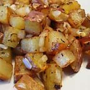 Fried Potatoes is listed (or ranked) 17 on the list The Best Breakfast Foods