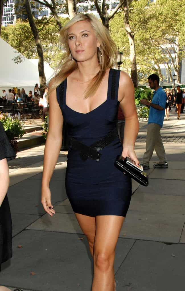 Strutting Around is listed (or ranked) 2 on the list The Hottest Maria Sharapova Pics Ever