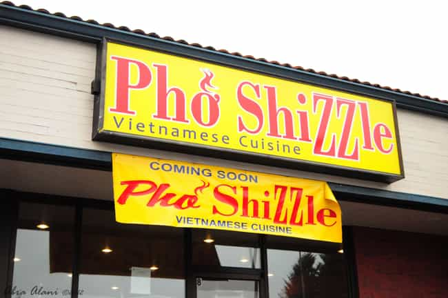 A Vietnamese Restaurant