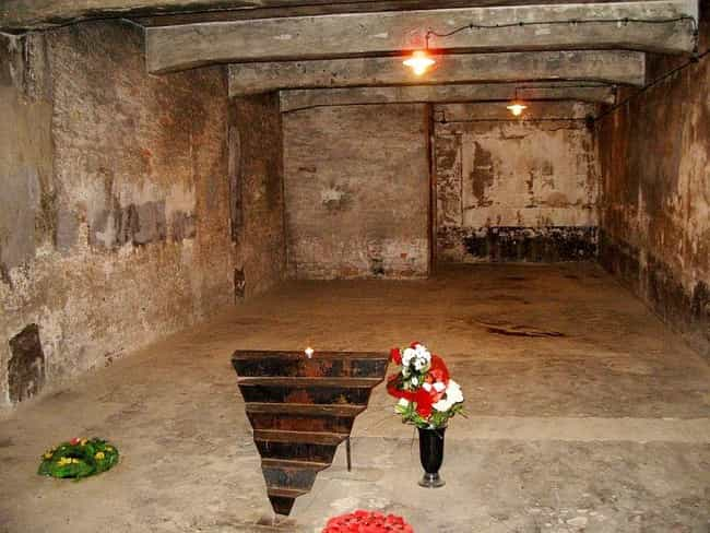 Gas Chamber is listed (or ranked) 2 on the list Inventions That Were The Worst For the World