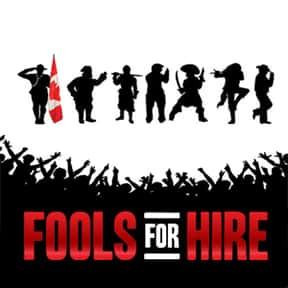 Fools for Hire is listed (or ranked) 9 on the list The Best Web Series
