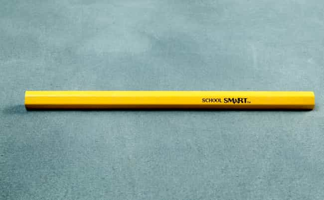 Pencils With No Erasers. When ... is listed (or ranked) 3 on the list 23 Toys That Prove Your Parents Didn't Love You