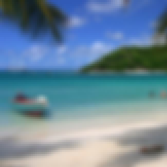Tobago is listed (or ranked) 2 on the list Caribbean Islands Ranked