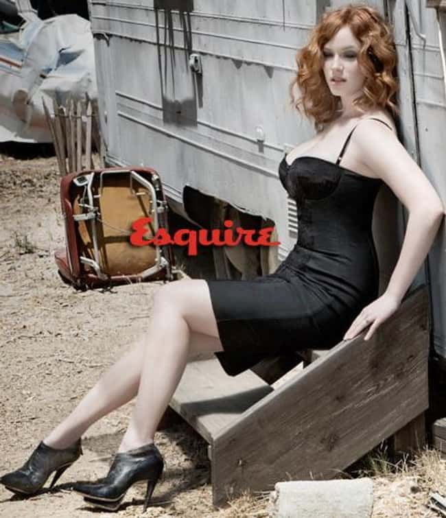 Christina Hendricks Lost the K is listed (or ranked) 11 on the list 38 Sexiest Christina Hendricks Pictures