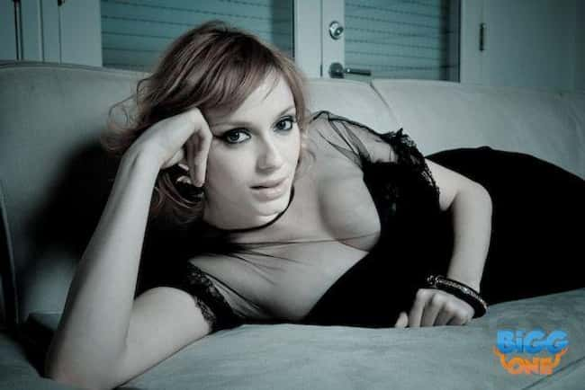 Christina Hendricks Thinks the is listed (or ranked) 22 on the list 38 Sexiest Christina Hendricks Pictures