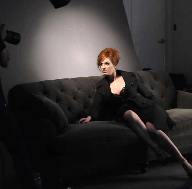 Christina Hendricks Opted Out is listed (or ranked) 32 on the list 38 Sexiest Christina Hendricks Pictures