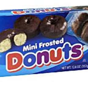 Little Debbie Mini Frosted Don is listed (or ranked) 17 on the list What is Your Favorite Little Debbie Snack?