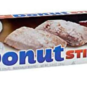 Little Debbie Donut Sticks is listed (or ranked) 15 on the list What is Your Favorite Little Debbie Snack?