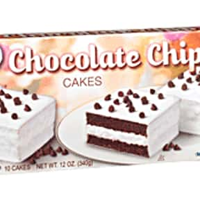 Little Debbie Chocolate Chip S is listed (or ranked) 20 on the list What is Your Favorite Little Debbie Snack?