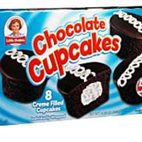 Little Debbie Chocolate Cupcak is listed (or ranked) 11 on the list What is Your Favorite Little Debbie Snack?