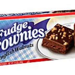 Little Debbie Fudge Brownies is listed (or ranked) 18 on the list What is Your Favorite Little Debbie Snack?