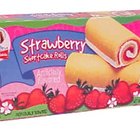 Little Debbie Strawberry Short is listed (or ranked) 12 on the list What is Your Favorite Little Debbie Snack?