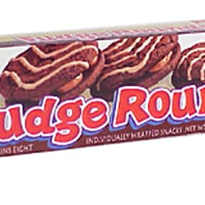 Little Debbie Fudge Rounds is listed (or ranked) 8 on the list What is Your Favorite Little Debbie Snack?