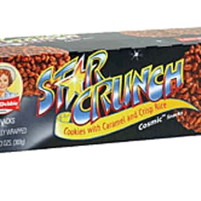 Little Debbie Star Crunch is listed (or ranked) 5 on the list What is Your Favorite Little Debbie Snack?