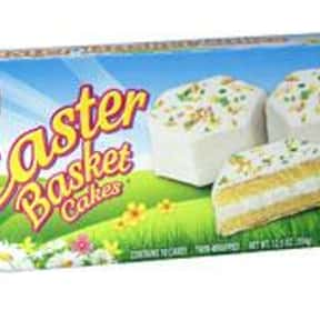 Little Debbie Vanilla Easter B is listed (or ranked) 19 on the list What is Your Favorite Little Debbie Snack?