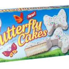 Little Debbie Butterfly Cakes is listed (or ranked) 25 on the list What is Your Favorite Little Debbie Snack?