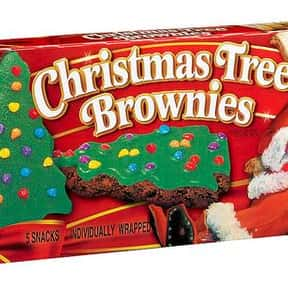 Little Debbie Christmas Tree B is listed (or ranked) 14 on the list What is Your Favorite Little Debbie Snack?