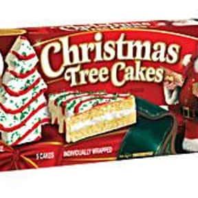Little Debbie Vanilla Christma is listed (or ranked) 9 on the list What is Your Favorite Little Debbie Snack?
