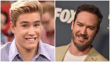 Mark-Paul Gosselaar is listed (or ranked) 1 on the list Your Male Childhood Crushes: Then and Now