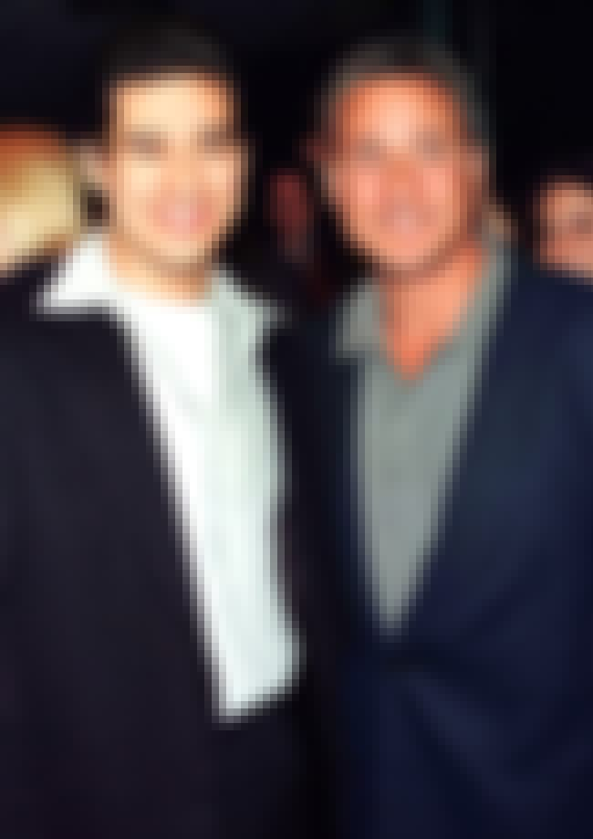 Mario Lopez and Greg Louganis is listed (or ranked) 4 on the list 23 Awesome Pics of Actors with People They Played in Movies