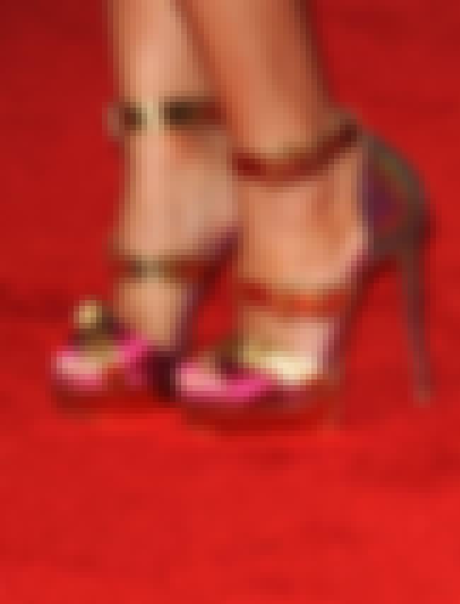 Nicki Minaj On Her Left Foot S... is listed (or ranked) 3 on the list Nicki Minaj Feet Pics
