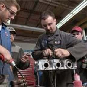 Automotive Mechanic is listed (or ranked) 23 on the list The Top Careers for the Future
