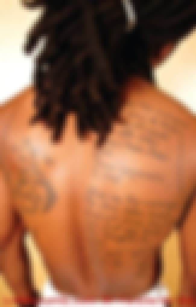 Prayer is listed (or ranked) 2 on the list Lil Wayne Tattoos