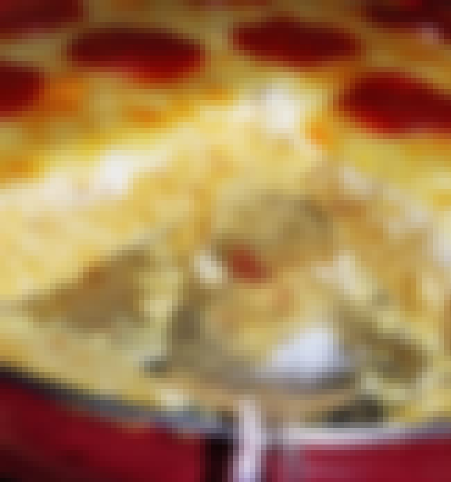 Ramen Pizza is listed (or ranked) 3 on the list Bad Ass Ramen Recipes For Broke Ass Folks!