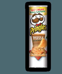 Pringles Pizza on Random Best Pringles Flavors