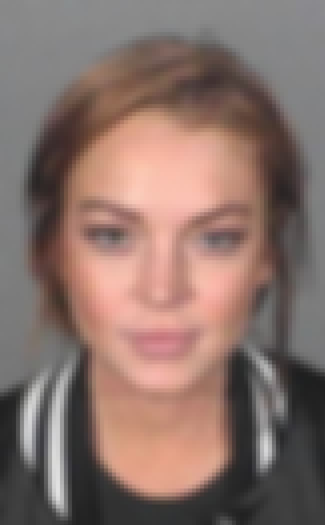 Lindsay Lohan Mugshot - March ... is listed (or ranked) 4 on the list The Hottest Lindsay Lohan Mugshots